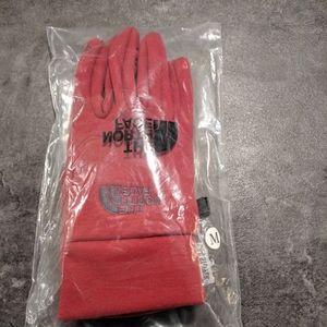 The north face Luxury gloves size Medium